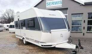 Nieuw HOBBY 460 DL ON TOUR caravan